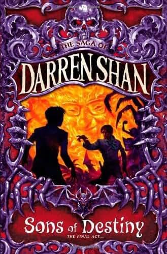 [Sons of Destiny (The Saga of Darren Shan, Book 12)] [By: Shan, Darren] [February, 2009]