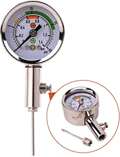 Best volleyball air pressure gauge Reviews