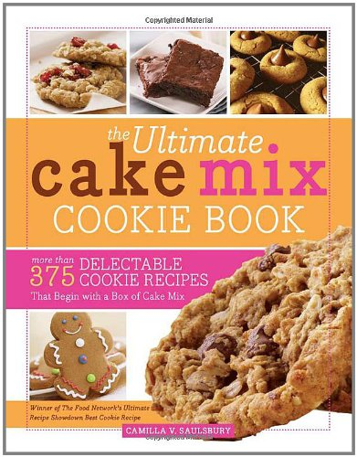 The Ultimate Cake Mix Cookie