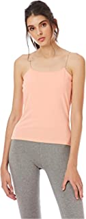 ICONIC Cami & Strappy Tops for Women - Apricot Blush