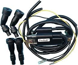 Tuzliufi Replace Ignition Coil Sea-doo 720 787 800 GS GSI GSX GTI LE GTS GTX SP SPX XP Ltd 951 Jet Boat Challenger 782 cc 110 hp 278000383 278001130 1995-2005 New Z341