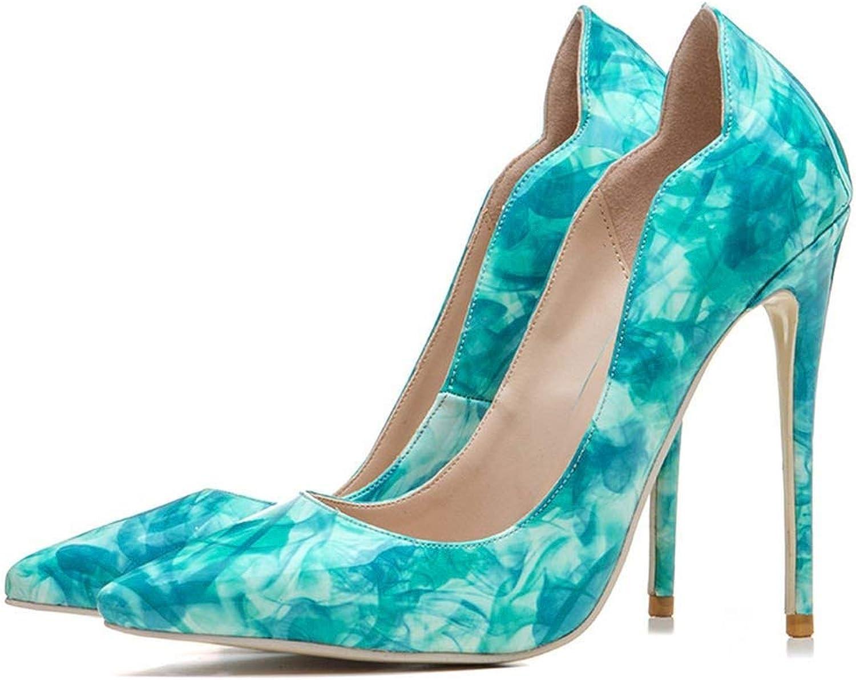 Heeled-Sandalswomen'S High Heels Wedding shoes Heel Woman Purps Sexy Black Red Women's High Heels shoes Party,bluee,9.5