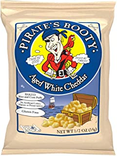Best smart puffs vs pirates booty Reviews