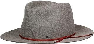 MAISON MICHEL Women's 1003069003 Grey Wool Hat
