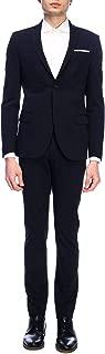 Daniele Alessandrini Luxury Fashion Mens Suit Summer