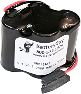 Panasonic BR-2/3AGCT4A Replacement Battery
