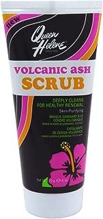 Queen Helene Tube Volcanic Ash Scrub 6 Ounce (177ml) (3 Pack)