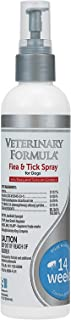 Synergylab Veterinary Formula Flea Tick Spray 237 ml, Multicolour