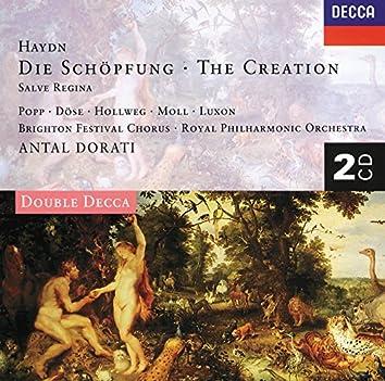 Haydn: Salve Regina; Die Schöpfung