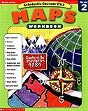 Scholastic Success With Maps: Grade 2