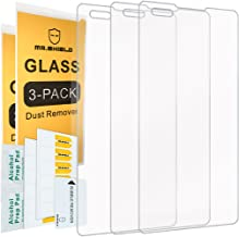 [3-Pack]-Mr.Shield for LG Tribute HD [Tempered Glass] Screen Protector with Lifetime Replacement
