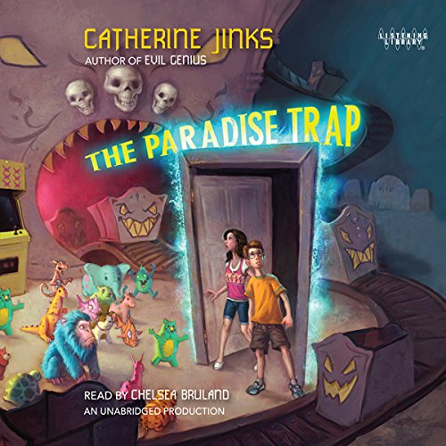 The Paradise Trap audiobook cover art