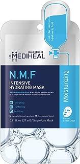 MEDIHEAL Official [Korea's No 1 Sheet Mask] - N.M.F Intensive Hydrating Mask (10 Masks)
