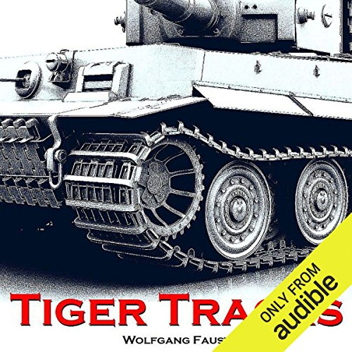 Tiger Tracks audiobook cover art