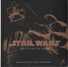 Star Wars Roleplaying Game Core Rulebook, Saga Edition