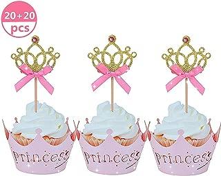 Best princess sofia cupcake toppers Reviews