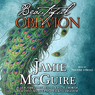 Beautiful Oblivion     Maddox Brothers, Book 1              Auteur(s):                                                                                                                                 Jamie McGuire                               Narrateur(s):                                                                                                                                 Phoebe Strole                      Durée: 8 h et 13 min     4 évaluations     Au global 3,8