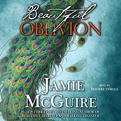Beautiful Oblivion     Maddox Brothers, Book 1              By:                                                                                                                                 Jamie McGuire                               Narrated by:                                                                                                                                 Phoebe Strole                      Length: 8 hrs and 13 mins     12 ratings     Overall 4.9
