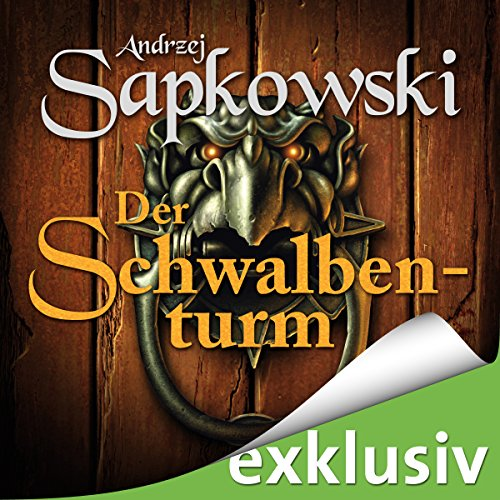 Der Schwalbenturm (The Witcher 4) cover art