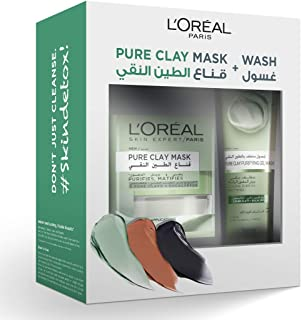 L'Oréal Paris L'Oreal Paris Skin Expert YOUR PURIFYING ROUTINE