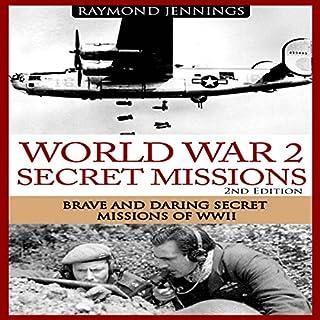 World War 2 Secret Missions cover art