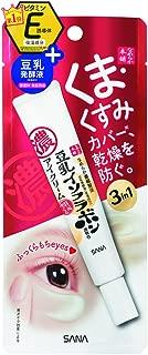 NAMERAKA Honpo Sana Isoflavone eye cream plump cream 20 g