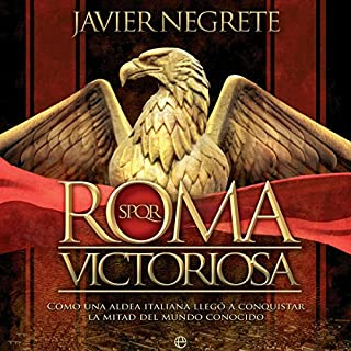 Roma victoriosa [Rome Victorious] audiobook cover art