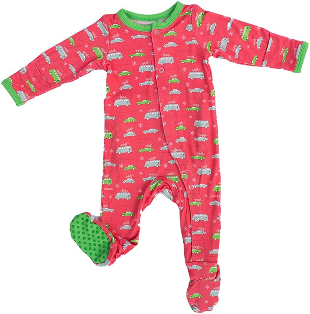 Kozi  Co. Baby Sleeper Footie Pajamas Infant Boys  Girls Kozi