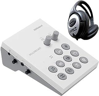 Roland GO:LiveCast Streaming Studio - Auriculares de diadema para smartphone