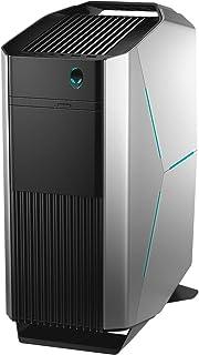 Alienware Aurora R6 Intel Core i7-7700 X4 4.2GHz 16GB 1TB+16GB Optane Win10, Silver GTX 1060 6GB GAMING DESKTOP VR READY