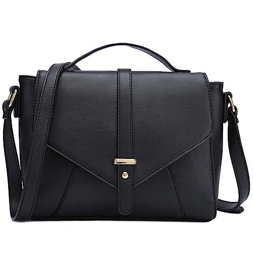 c4032f7161dd Medium Sized Crossbody Purse for Women Designer Shoulder Bags Ladies  Handbags