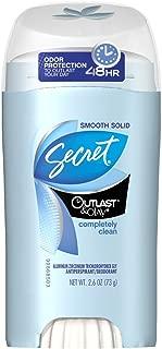 Best secret cream deodorant Reviews
