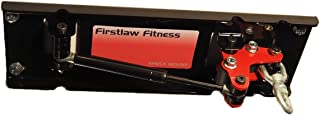 Firstlaw Fitness Shock Mount Heavy Punching Bag Hanger - (140 LBS Bags to 260 LBS Bags) - Made in The USA