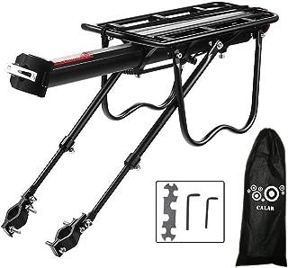comprar comparacion Portaequipajes trasero de aluminio para bicicleta - Ideal para practicar ciclismo