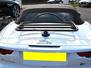 Jaguar F Type Luggage Rack Unique Design, No Clamps No Straps No Brackets No Paint Damage