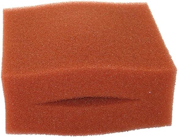 Oase Ersatzschwamm Rot BioSmart Accessoires Filtres de Rechange /éponge Bio Smart 29,1 x 23,2 x 27 cm