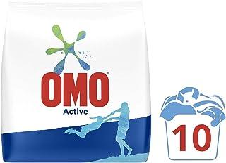 Omo Active Beyazlar Ve Renkliler İçin Toz Çamaşır Deterjanı, 1.5 Kg, 10 Yıkama