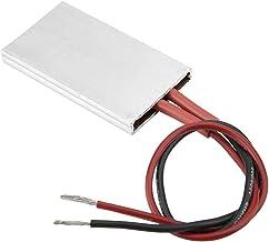 Placa calefactora termostática, elemento calefactor PTC resistente ecológico de 5,9 pulgadas, para calefacción eléctrica, automóviles, aire acondicionado, cortinas de aire(110V 220℃)