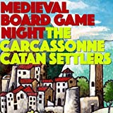 Medieval Board Game Night Vocal Folk