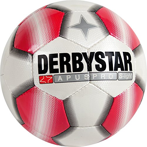 Derby Star Apus Pro - Pallone ultra leggero per bambini, da calcio