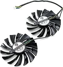 PLD10010S12HH 12V 0.4A 4Pin For MSI GTX960 GTX950 R9 380 390/390X GAMING VGA video Card heatsink cooling