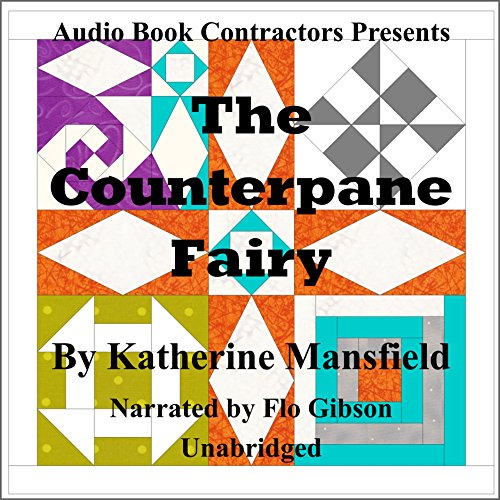 The Counterpane Fairy audiobook cover art