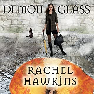 Demonglass     Hex Hall Series, Book 2              By:                                                                                                                                 Rachel Hawkins                               Narrated by:                                                                                                                                 Cris Dukehart                      Length: 8 hrs and 18 mins     325 ratings     Overall 4.4