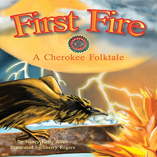 First Fire audiobook cover art