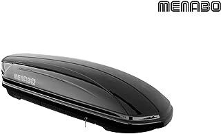 Menabo - Cofre de Techo Mania 460L ABS Duo