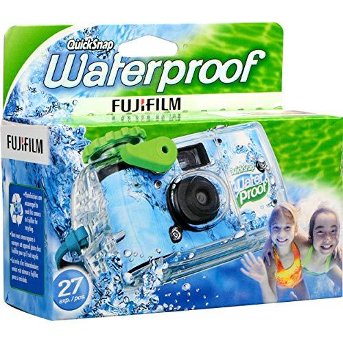 2T40461 - Fujifilm QuickSnap Waterproof 35mm Disposable Camera