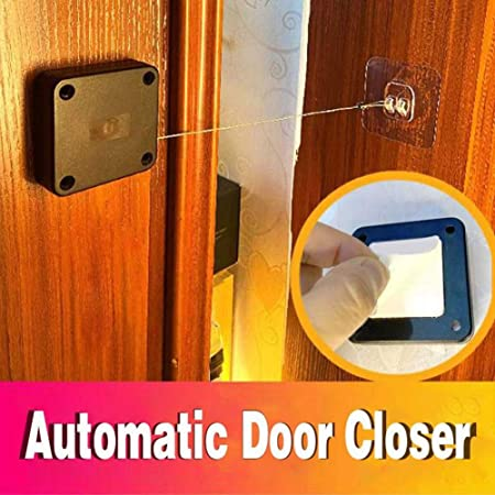 fermeture automatique pour toutes les portes Diirm Ferme-porte automatique sans poin/çon