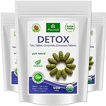 MoriVedaA – Moringa Detox 900mg Tabs aE 360 or 120 aE Moringa Barley Grass Flaxseed and spirulina for detoxification of The Body 3×120 Tablets Estimated Price : £ 39,28