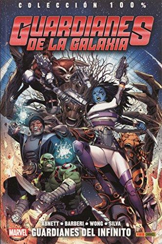 Guardianes de la Galaxia. Guardianes del infinito