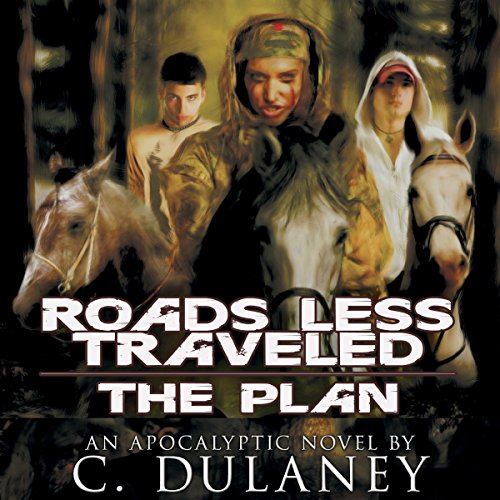 Roads Less Traveled: The Plan audiobook cover art